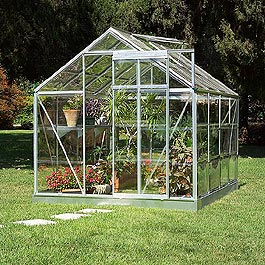 The Palram Greenhouse Range