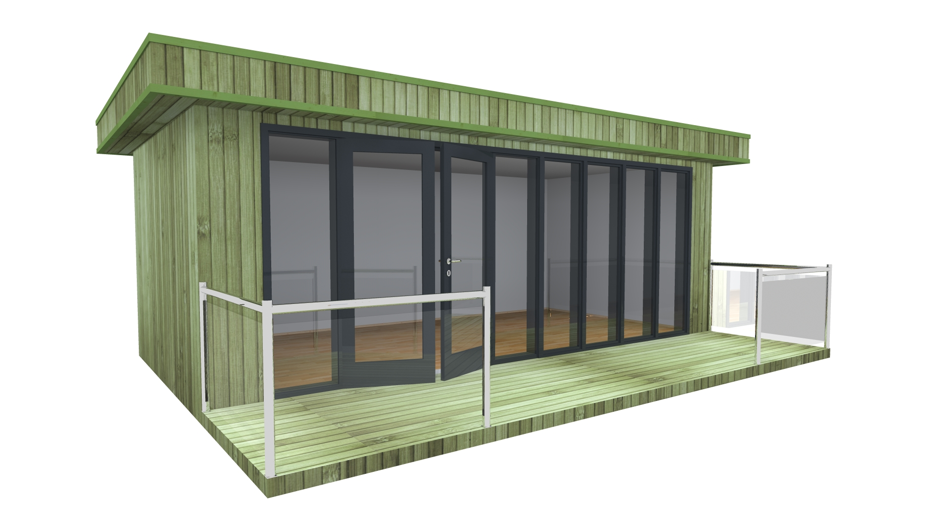 Donec Modern Office 6x3