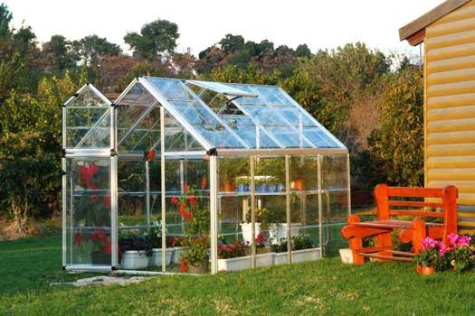 Polycarbonate Greenhouse PALRAM Polycarbonate Greenhouse