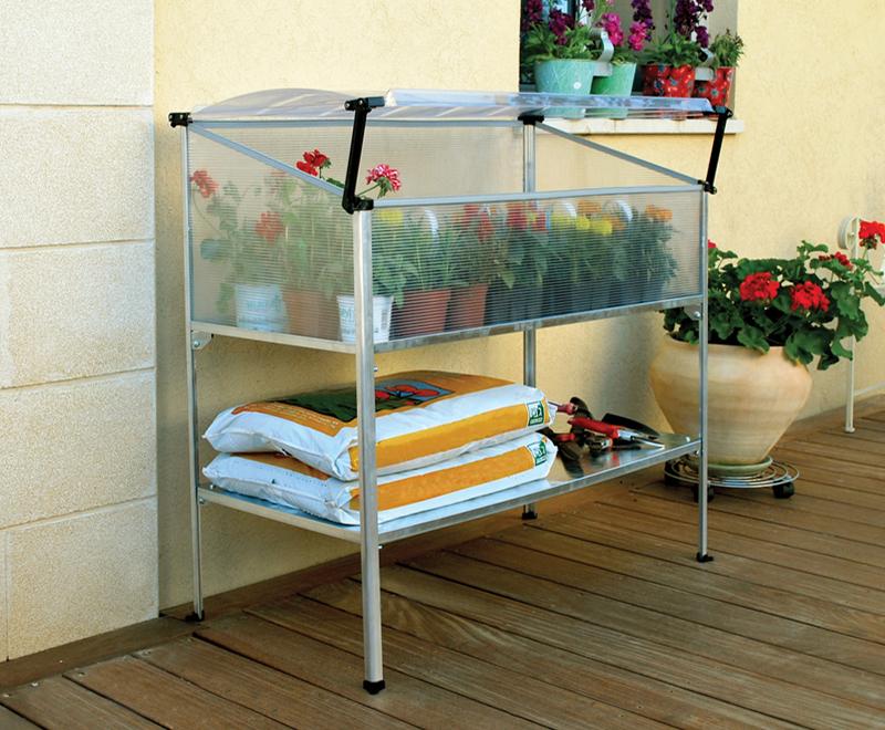 Coldframes Grow Decks Mini Greenhouse Plant Inn Click