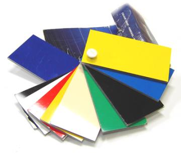 Aluminium Composite Sign Sheets Colours