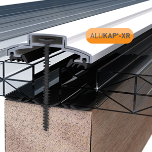 Alukap-XR Timber Support Glazing Bar System