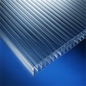 Blue IR ST 35mm 7 Wall Polycarbonate Sheet