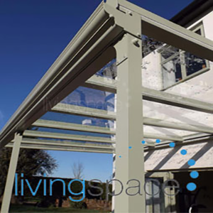 Clearview Glass Canopy