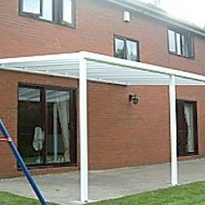 Maxiport Canopy System & Carports u0026 Canopies | The Simplicity Alfresco Polycarbonate Canopy