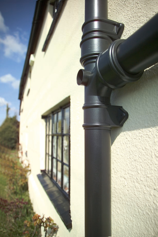 Plumbers Pipe Cladding : Plumbing drainage above ground system soil