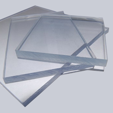 Solid Polycarbonate Cut To Size 6mm Solid Polycarbonate clear