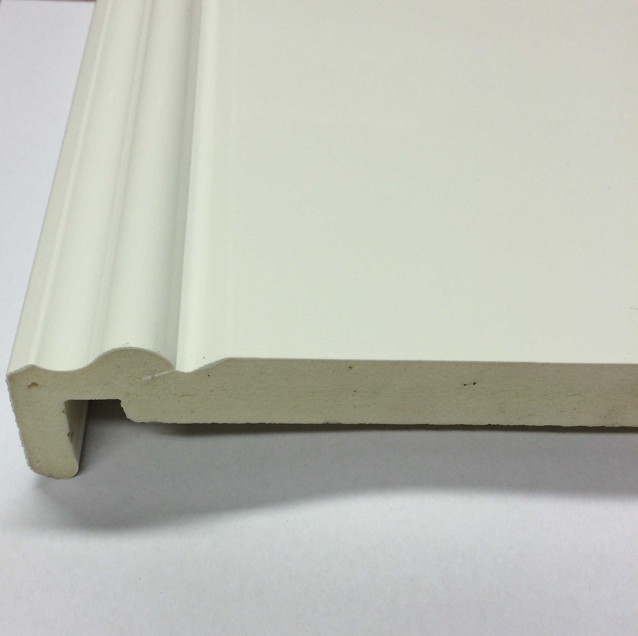 Full replacement fascia boards 20mm full replacement for Velux cladding kit