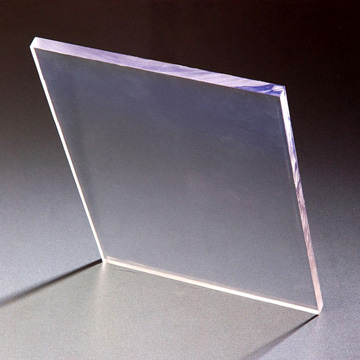 2 UV Solid Polycarbonate Cut To Size External 4mm Solid Polycarbonate clear