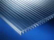 Polycarbonate Sheet Blue 25mm/35mm 7 Wall