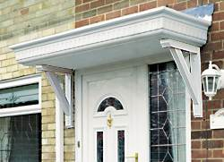 Sherbourne Door canopy