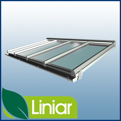 Liniar self support roof kit liniar complete roof kit for Velux cladding kit