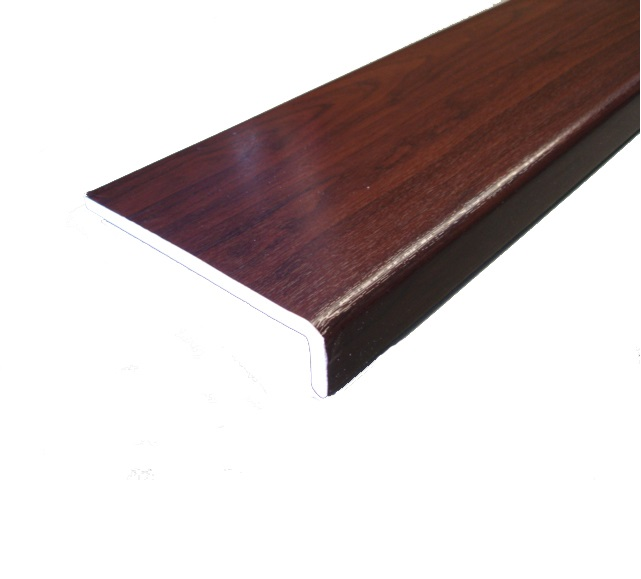 9mm Clad Over Fascia Board Rosewood