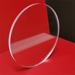 Acrylic Circles/Discs Clear & Mirrored