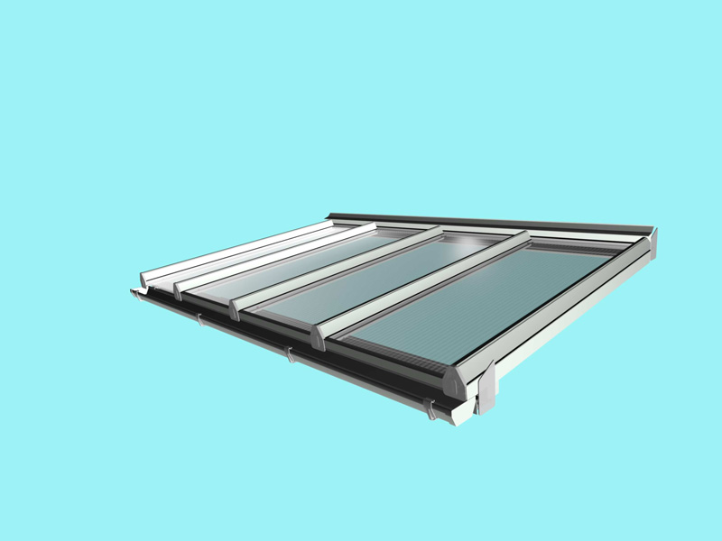 Complete Roof Kit 25mm Thickness