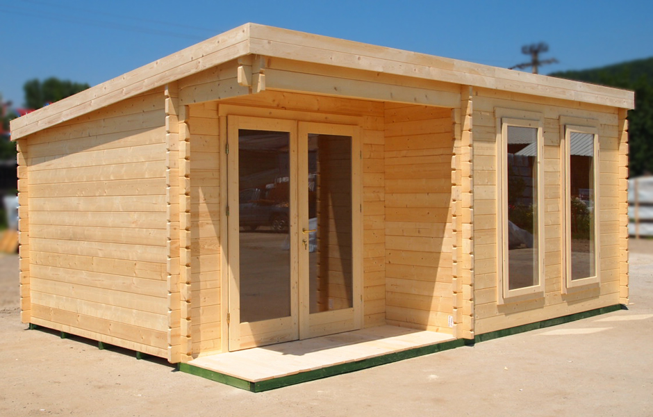 Levanto Log Cabin 5.6x3.9
