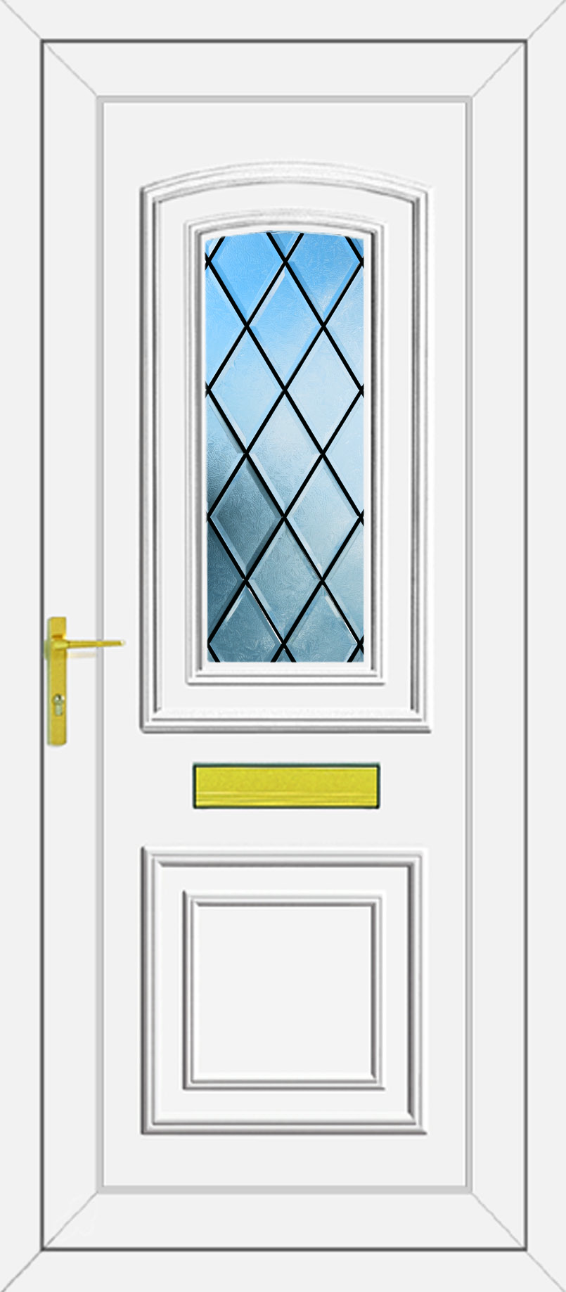 Special Offer Upvc Doors With Frames Brussels Including Frames