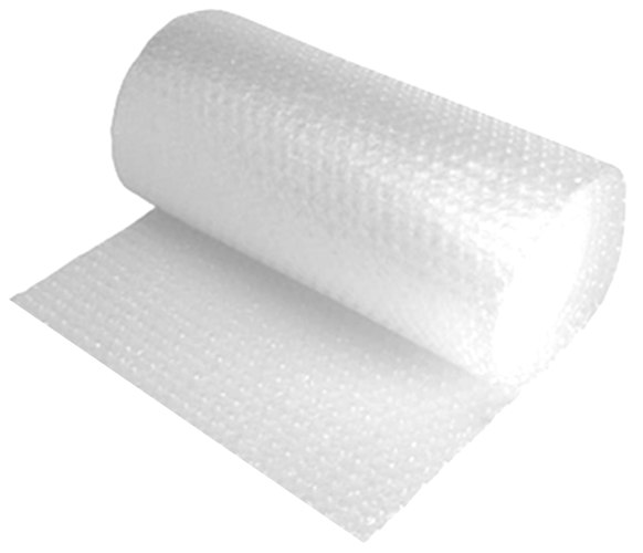 Single Roll of 500mm X 100M Bubble Wrap