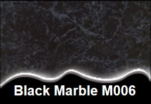 Black Marble Internal Cladding