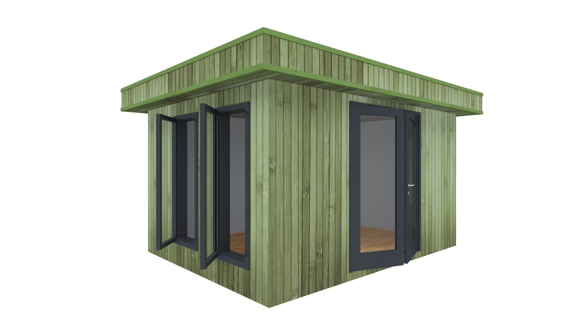 Kontor Modern Office 4x3