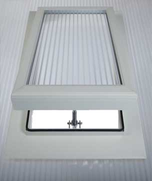 Polycarbonate Sky Light Roof Vent