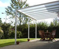 Maxiport Canopy - 4.8 Metre Wide