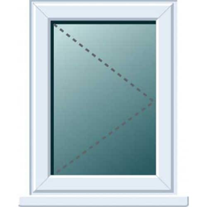 Pvcu Side Hung Casement Windows
