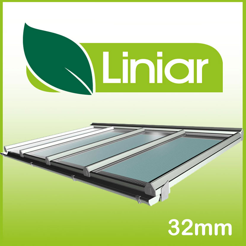 32mm Liniar Self Support Roof Kit