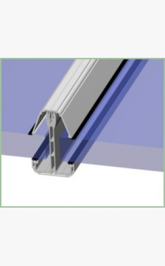 35mm self support glazing bar 35mm self support glazing for Velux cladding kit