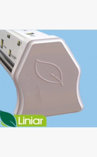 Liniar Additional End Cap 25mm