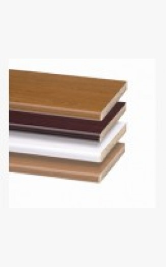 300mm wide laminate window board polyboard window cills for Velux cladding kit