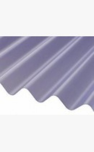 Corrugated Pvc Lightweight Sheet Clear Pvc Corrugated
