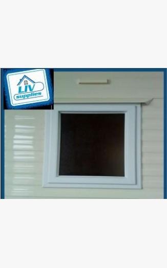 815mm Wide X 695mm High Caravan Double Glazing Windows