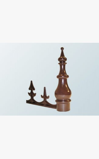 Cresting And Finial 585mm