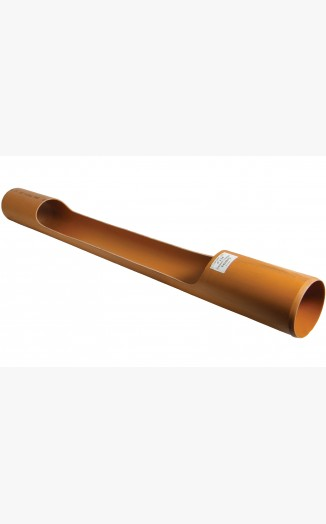 1 5 metre channel access pipe underground drainage for One pipe drainage system