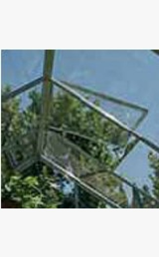 Silver vent kit multi line greenhouse for Velux cladding kit