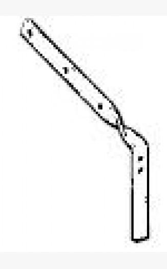 Rr2 Side Rafter Bracket Floplast Square Guttering