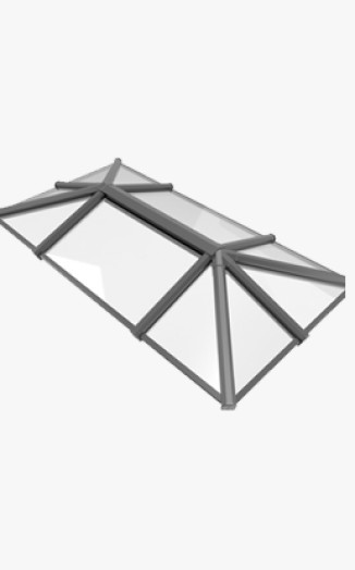 Stratus Thermal Lantern Roof 4500mm Long