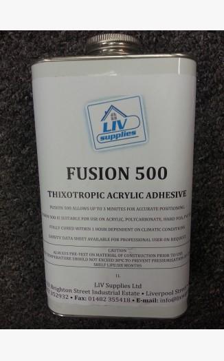 Fusion 500 Thixotropic Acrylic Adhesive Silicones Amp Sealants