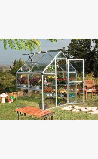 palram silverline greenhouse instructions
