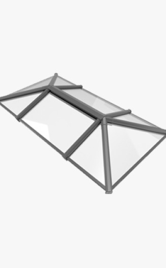 Stratus Thermal Lantern Roof 1750mm Long