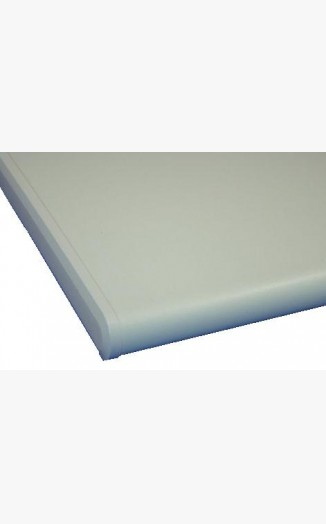 White laminate window board polyboard window cills for Velux cladding kit