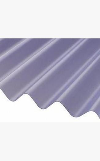 Pvc Ridge For 3 Pvc Corrugated Plastic Sheets