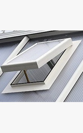 Polycarbonate Roof Vent Sky Lights 16mm Roof Vents 16 25mm