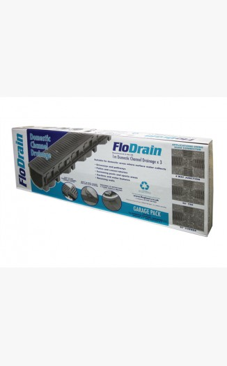 FloDrain Domestic Channel Drainage