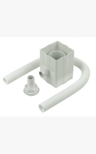 Rain Diverter For Round Amp Square Gutter Accessories