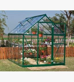 Harmony Greenhouse Green Greenline