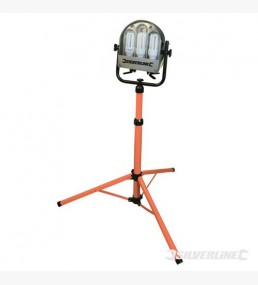 Site Light with Tripod Low Wattage