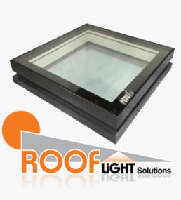Manual Roof Vent