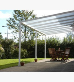 Maxiport Canopy System - 3 Metre Wide (Brown)